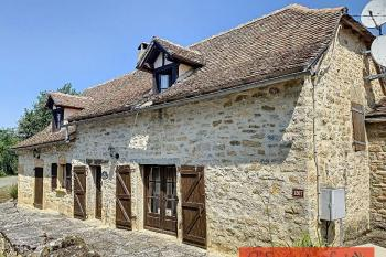 Jolie Quercynoise, avec garage et jolie jardin