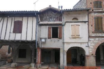 A briatexte, une jolie maison à rénover