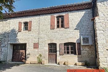 Maison en pierre à rénover proche Albi centre