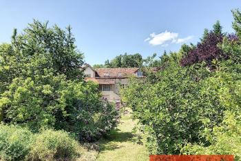 A wonderfully quirky farmhouse with lots of character, barn and gardens and grounds