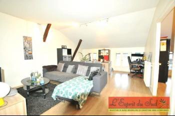 Appartement rénové T2 centre ville de Gaillac