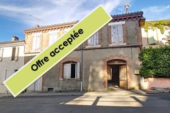 House to renovate in the heart of Salvagnac